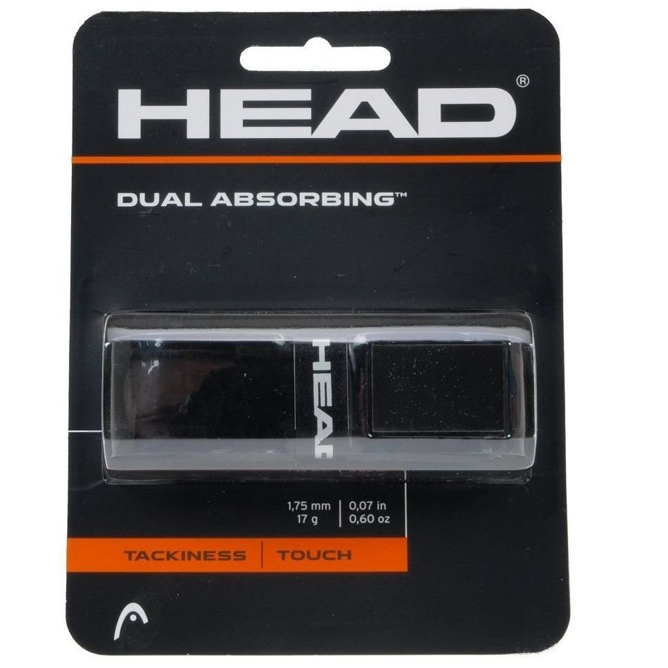 head absporbing grip padel